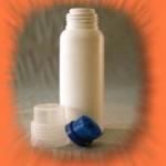 250 ml Flaschen mit Bürstenverschluß
