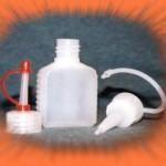 Wir füllen alle Arten von Behältnissen, mit den verschiedensten Verschlüssen ab 25 ml Flasche mit Spritzverschluss