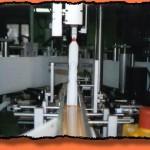 Flaschen Ausrichtung bei der Etikettiermaschine