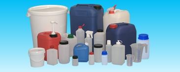 Abfüllung Produkte aus Kunststoff